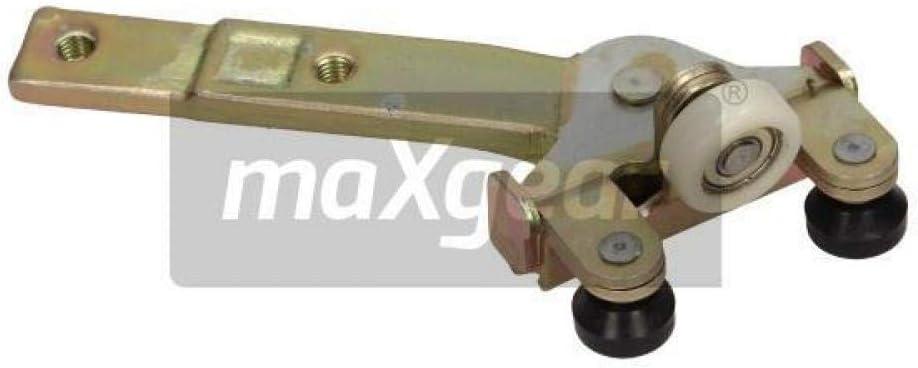 Maxgear 16-0003 - Guía de ruedas para puerta corredera: Amazon.es ...