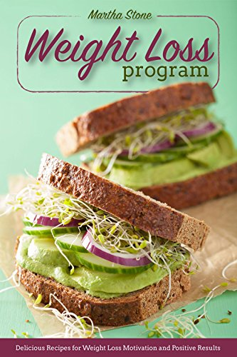 Weight Loss Programs: Delicious Recipes for Weight Loss Motivation and Positive Results - One of the Best Weight Loss Books that You Will Ever Need