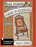 Furniture Made in America: 1875-1905 (Schiffer Book for Collectors)