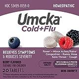 Nature's Way Umcka Cold+Flu Multi-Action