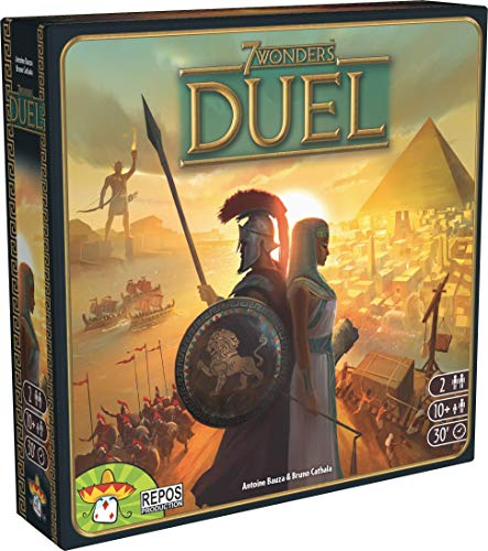 7 Wonders: Duel (Table Powell Game Round)