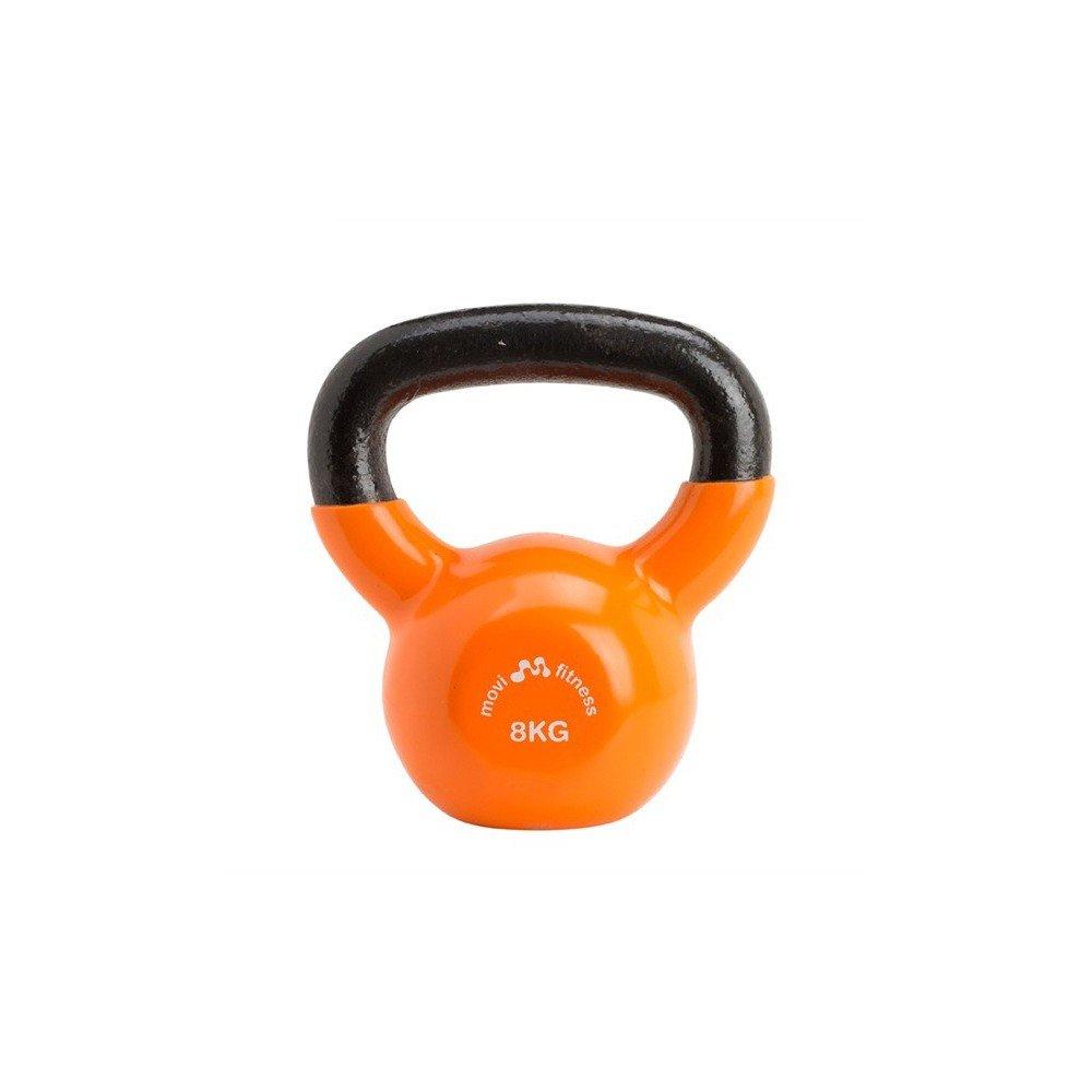 Gewichte aus Gusseisen 8 kg mit Griff Kugelhantel Hantel Turnhalle Fitness Training