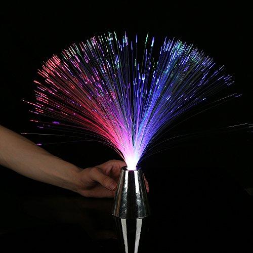 LED Fiber Optic Centerpiece - 13