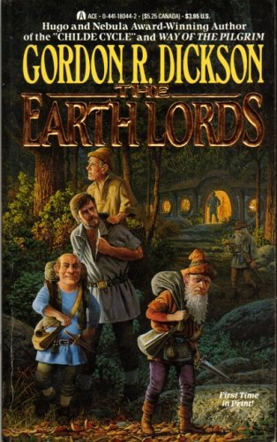book cover of The Earth Lords