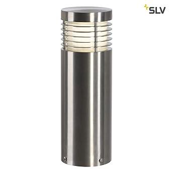SLV Luminaire d\'Extérieur LED VAP SLIM 30 | Rond, lampadaire d ...