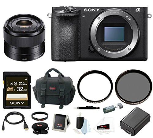 51GFGHTkNUL - Sony SEL35F18 35mm f/1.8 Prime Fixed Lens