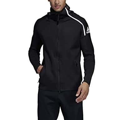 c4b7b5aac648 adidas Z.N.E. Primeknit Hoodie at Amazon Men s Clothing store