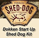 Start Up Shed Dog Training Kit by Dokken Shed Dog Trainer