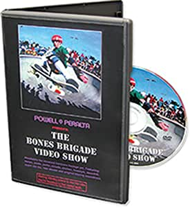 Powell-Peralta Bones Brigade Video Show DVD