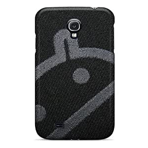 Wade-cases Case Cover For Galaxy S4 - Retailer Packaging Android Stich Protective Case
