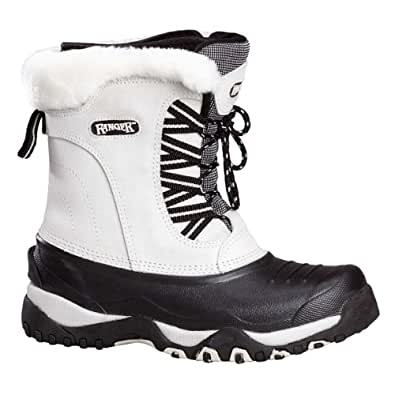 Amazon.com | Ranger Womens A426 White Sparrow Snow Boot