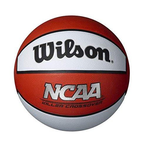 Wilson Killer Crossover Basketball, Red/White, Official Size 29.5-Inch