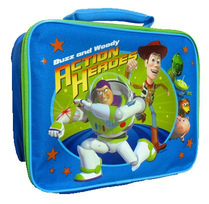Toy Story Soft Lunch Box Insulated Bag Buzz & Woody Snack To