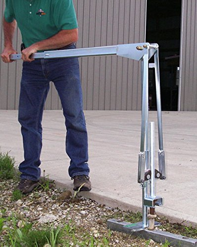 Construction Accessories, Inc. – JACKJAW 502 – JJ0502 Tent Stake Puller