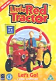 Little Red Tractor: Let's Go [DVD]