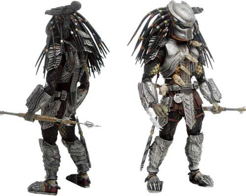Movie Masterpiece - 1/6 Scale Fully Poseable Model: Alien vs Predator AVP Scar Predator