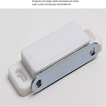 10 Pack Super Suction Magnetic Catch For Cabinet Door Latch/Catch Closures  Cabinet Magnetic Catch
