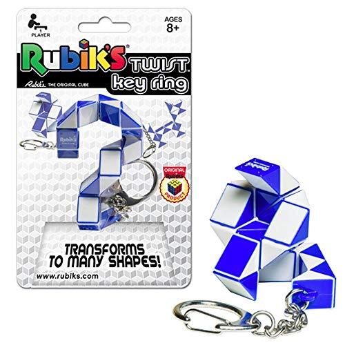 - Rubik's Twist Key Ring - Brain Teaser by Winning Moves (5036)