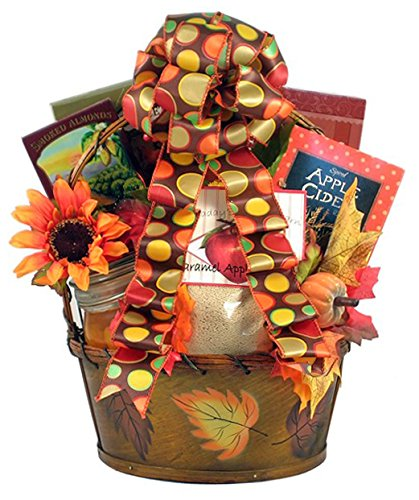 Autumn Apple Harvest Gift Basket – Size Large