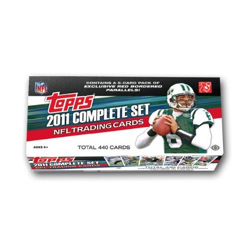 NFL 2011 Topps Factory Sets Hobby (Nfl Topps 2011 Set)