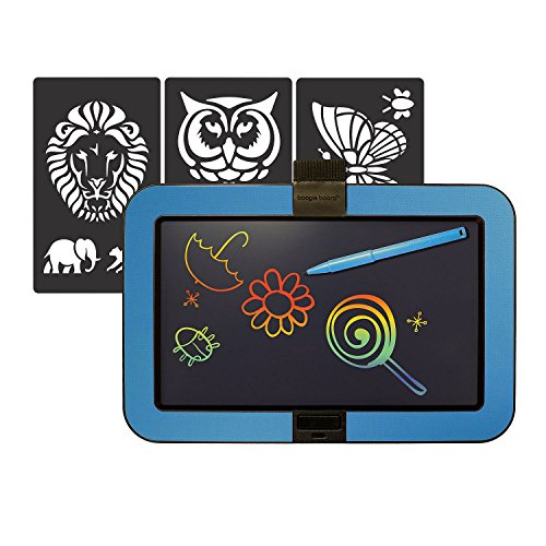 Dashboard by Boogie Board eWriter Featuring Color Burst, Blue by Boogie Board