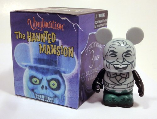 Disney Vinylmation Haunted Mansion Series 1 Laughing Tombstone Guide (Haunted Mansion Tombstones)