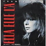 Ella elle l'a (1987) / Vinyl Maxi Single [Vinyl 12'']