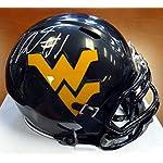Tavon Austin Autographed West Virginia Mountaineers Speed Mini Helmet Stock. 60cb78919