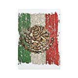 Glass Cutting Board Mexican Flag Mexico Grunge