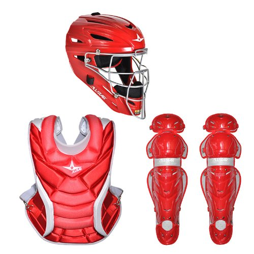 girls fastpitch catchers gear - 6
