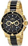 Invicta Men's 15402 Pro Diver Analog Display Japanese Quartz Two Tone Watch