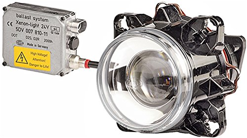 Hella Xenon Headlights - HELLA 008194041 12V/35W 90mm Low Beam Xenon Headlamp Module