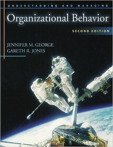 Understanding and managing organizational behavior 2nd edition understanding and managing organizational behavior 2nd edition jennifer m george gareth r jones 9780201350630 amazon books fandeluxe Choice Image