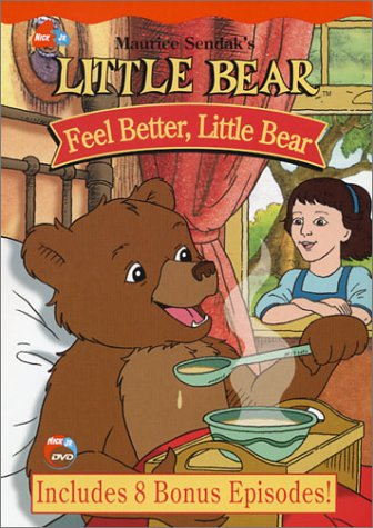 little bear dvd collection - 3