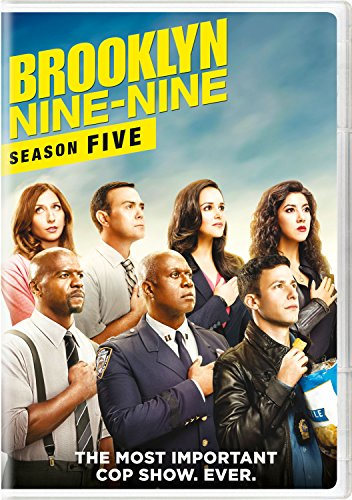 Brooklyn Nine-Nine: Season Five (English 99)