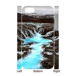 Landscape 3D-Printed ZLB568972 DIY 3D Phone Case for Iphone 4,4S