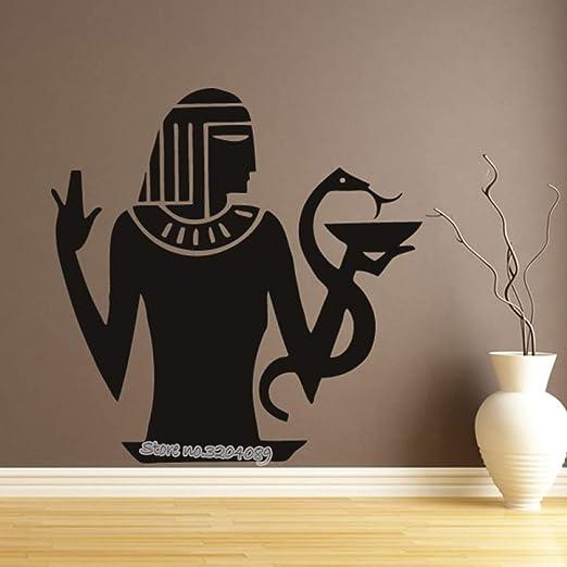 woyaofal Antiguo Egipto faraón Etiqueta de la Pared Serpiente del ...