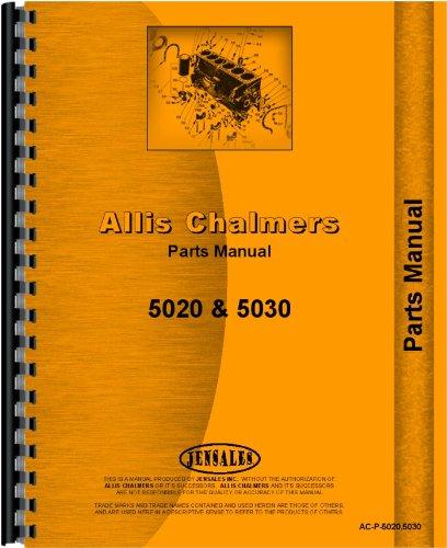 Download Allis Chalmers Tractor Parts Manual (AC-P-5020,5030) pdf epub
