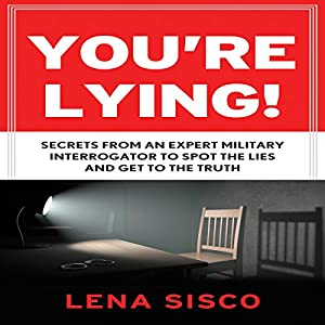 You're Lying! Audiobook