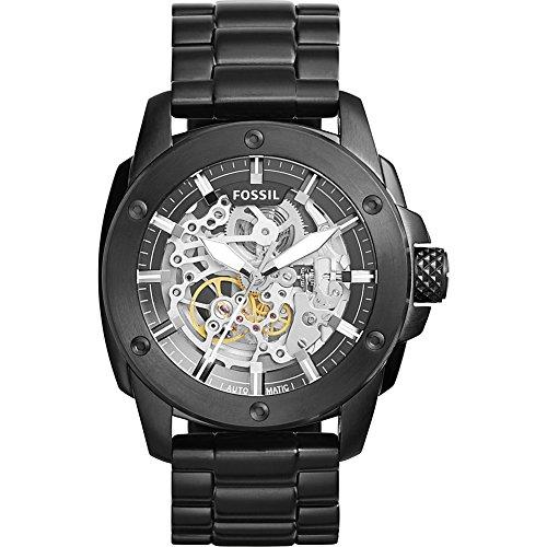 Fossil Men's ME3080 Modern Machine Analog Automatic Black Watch