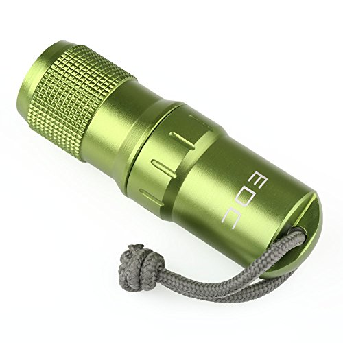 green-cnc-machined-aluminum-edc-survival-waterproof-pill-match-case-box-container-lid