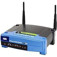Cisco-Linksys Wireless-G Cable Gateway (WCG200)