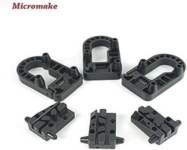Inyección piezas de plástico moldeado marco de parte de