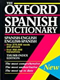 The Oxford Spanish Dictionary, , 0198645104