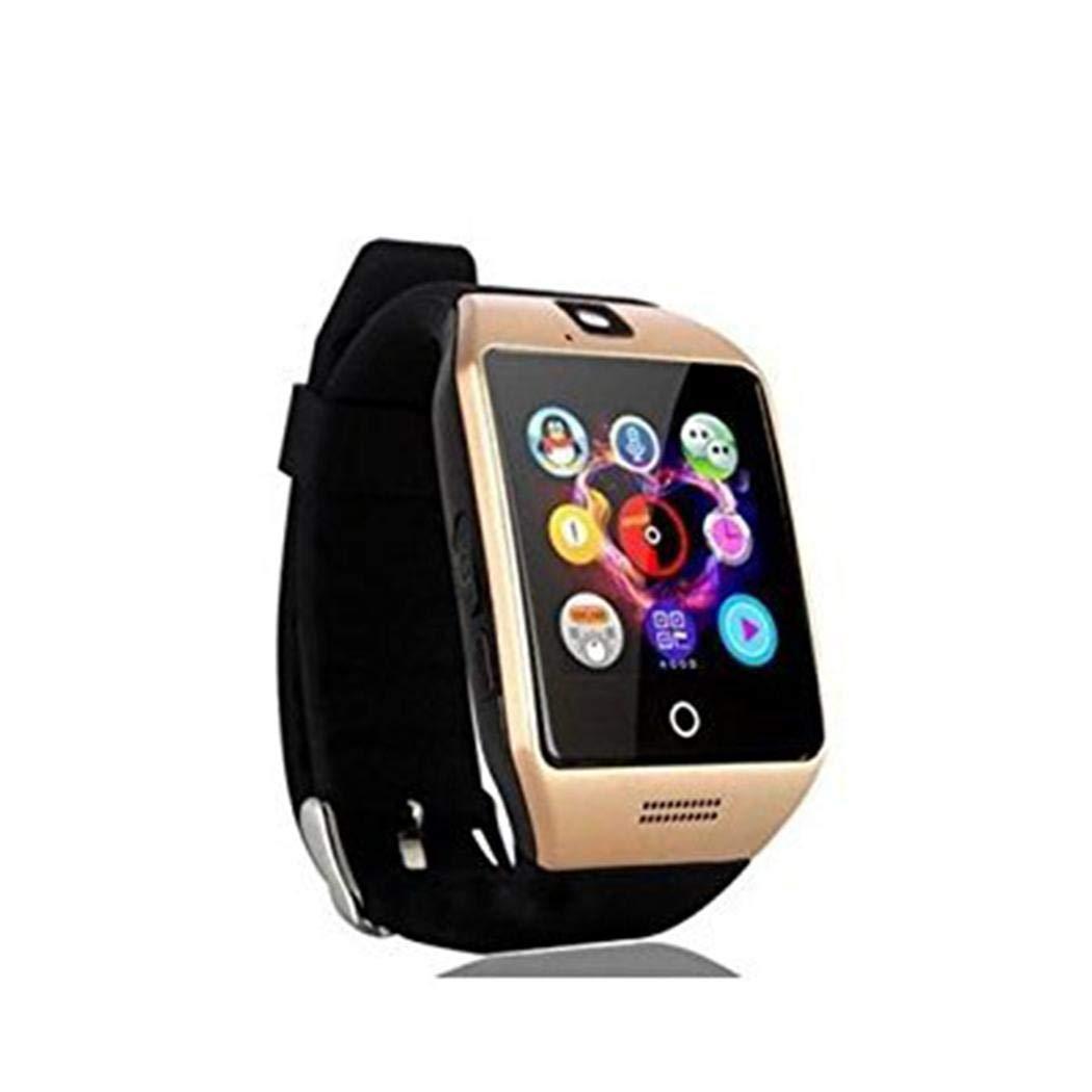 Zuionk Unisex Fashion Multifuncional Square Q18 USB Touch ...