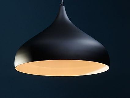 Große Design HÄNGELEUCHTE HELIA / stilvoll und elegant ...