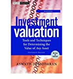 Investment Valuation Set : University with Investment, Damodaran, Aswath, 047128081X