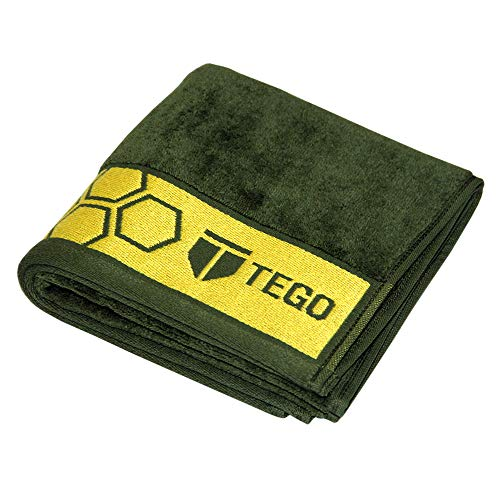 TEGO High Performance Sports Towel (16 x 30 Inches) – Gym Towel, Work Out Towel, Fitness Towel Price & Reviews