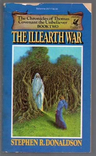 The Illearth War: The Chronicles of Thomas Covenant the Unbeliever Book Two, Donaldson, Stephen R.