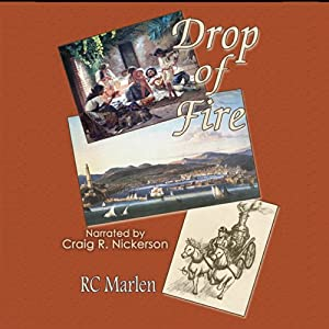Drop of Fire Audiobook